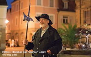 Gästeführer Nachtwächter Bad Kissingen